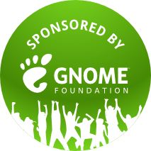 gnome-foundation-sponsored-badge