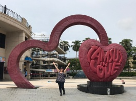 I loved my time in Tamsui while touring around Taipei