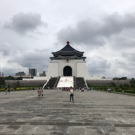 More of Chiang Khai Shek Memorial Hall